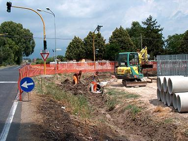 Iniziano i lavori di riqualificazione sulle strade della provincia
