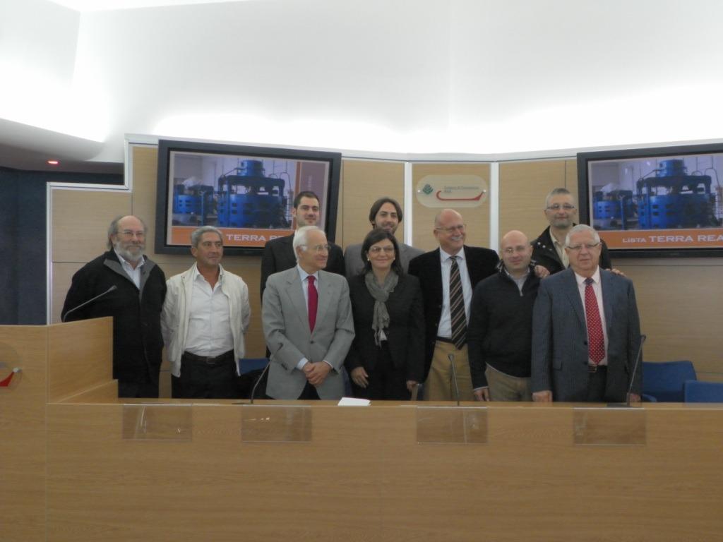 """La """"Lista Terra Reatina"""" trionfa alle elezioni del Consorzio di Bonifica Reatina"""