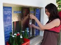 Pubblicato il bando di gara per l'installazione di sei distributori d'acqua microfiltrata sul territorio comunale