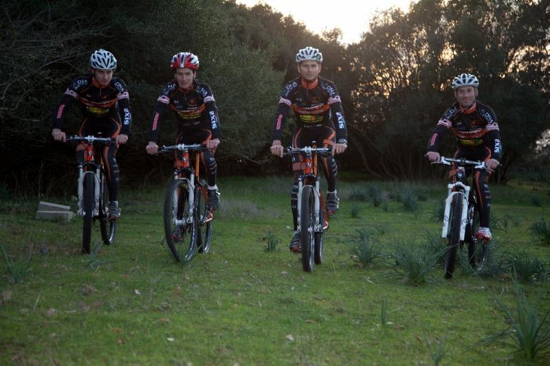 La Race Mountain Professional MTB presenta il suo 2012
