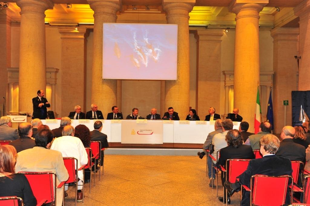 Lombardini Cup 2012, a Roma la presentazione