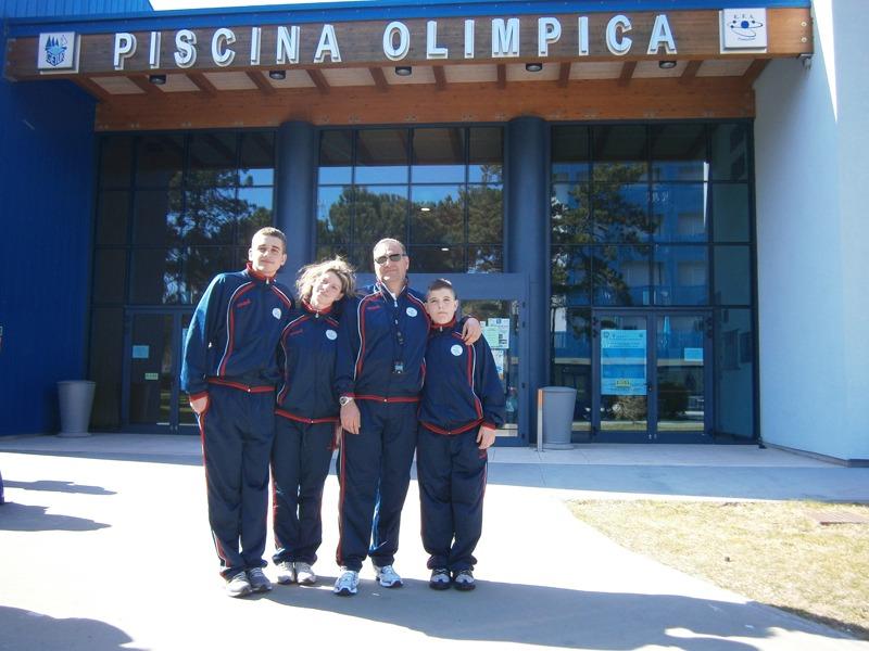Nuoto pinnato, Campionati Italiani Primaverili di categoria: bene l'ASD Nuoto Rieti