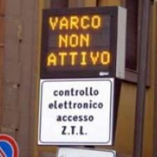 Comunicazione viabilità ZTL  in occasione della Fiera del Peperoncino