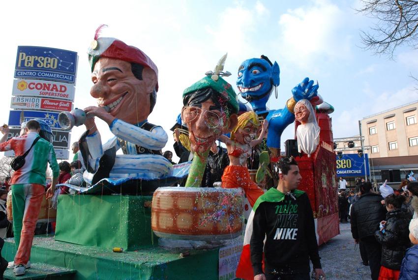 Il Carnevale reatino rischia di scomparire