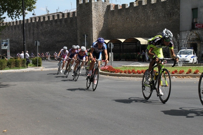 """Tirreno-Adriatico Terminillo e Rieti: """"aspettando la tappa"""""""