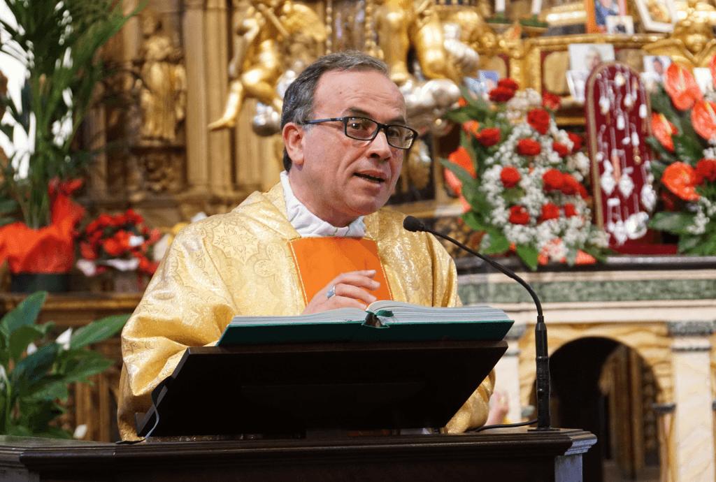 GRECCIO 2023: IL VESCOVO INCONTRA IL MINISTRO FRANCESCHINI