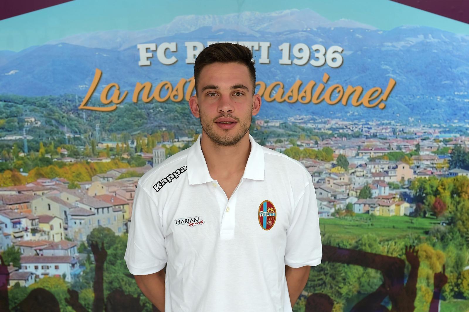 FC RIETI, DOPPIO COLPO DALL'INTER: ECCO COSTA E TOMMASONE
