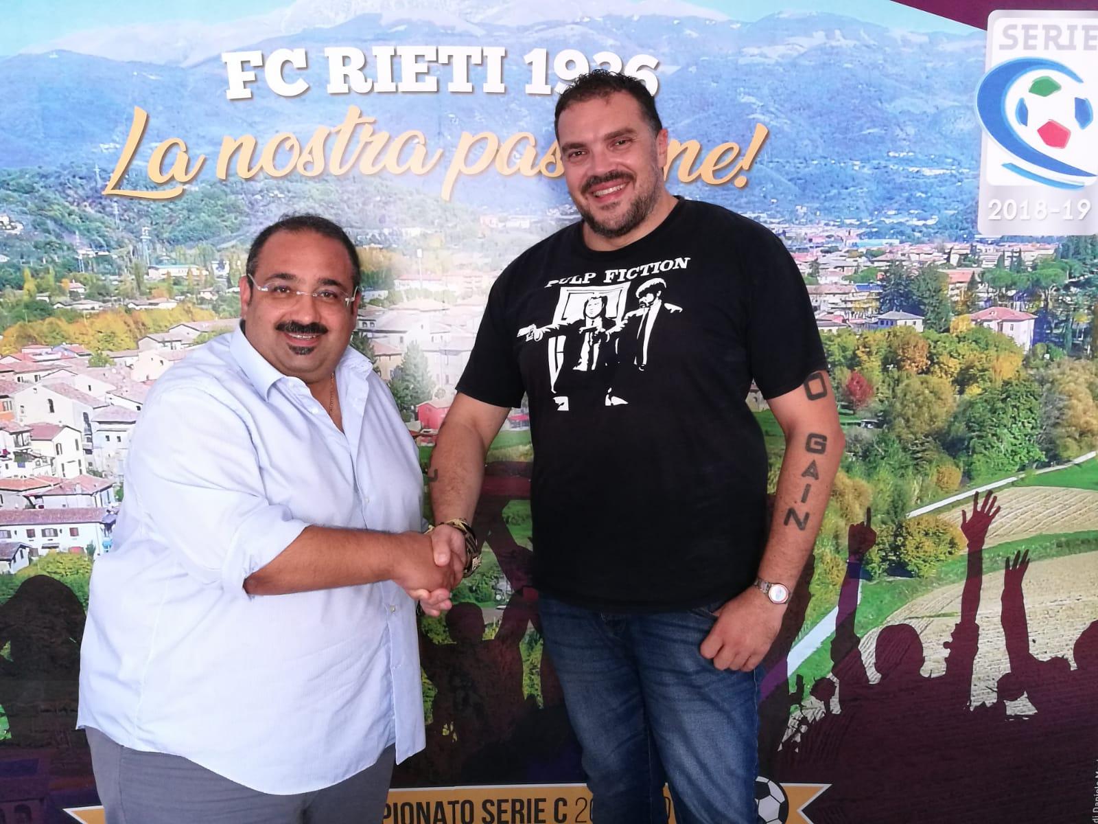 FC RIETI, SU IL SIPARIO SUL NUOVO SETTORE GIOVANILE: TECNICI E DIRIGENTI SI PRESENTANO