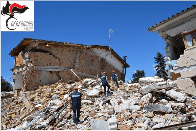 Familiari delle vittime del sisma di Amatrice. E' ora di dire BASTA!!!