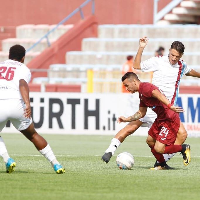 FC RIETI SCONFITTA A TRAPANI 3-0. CRONACA, COMMENTI E TABELLINO