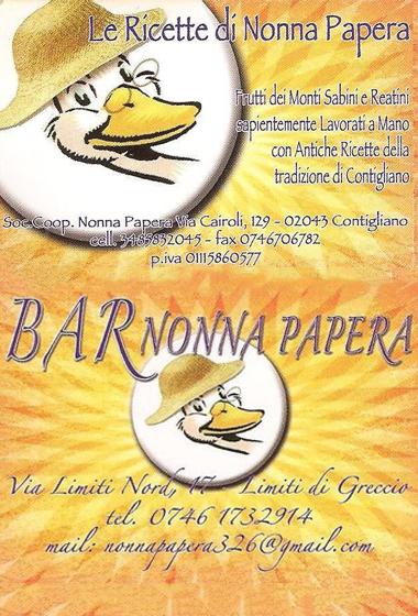 Bar Nonna Papera