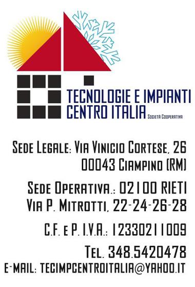 Tecnologie E Impianti Centro Italia