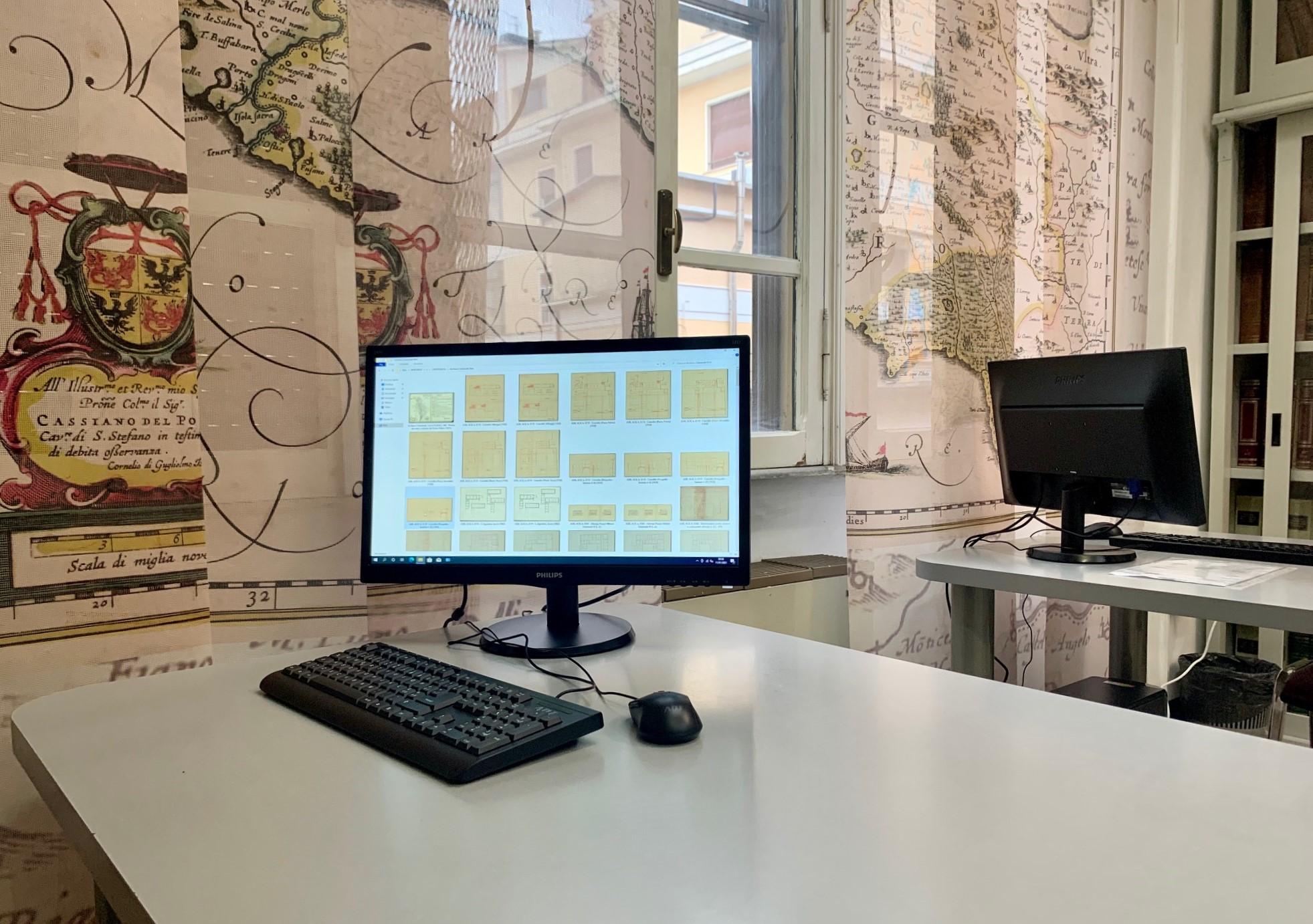 Covid19 e digitale, l'Archivio di Stato di Rieti rende fruibile una banca dati di 500mila documenti