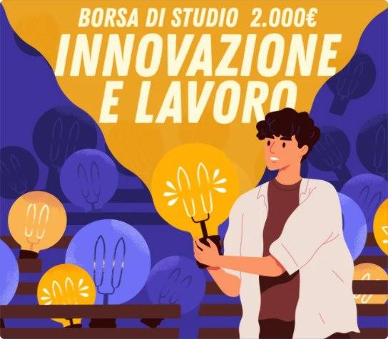 """""""LA SAPIENZA"""": BORSA DI STUDIO """"INNOVAZION E LAVORO"""" PER STUDENTI UNIVERSITARI"""