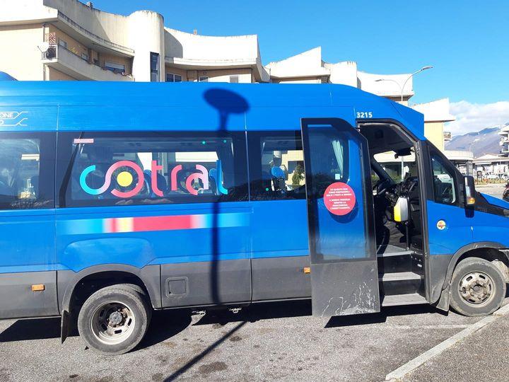 Al via da lunedì 13 settembre l'orario scolastico dei bus extraurbani di Cotral
