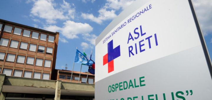 Asl Rieti: Erogazione sostegni cittadini affetti da patologie oncologiche e in lista per trapianto