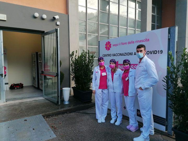 Asl: la provincia di Rieti supera quota 20.000 vaccinazioni totali