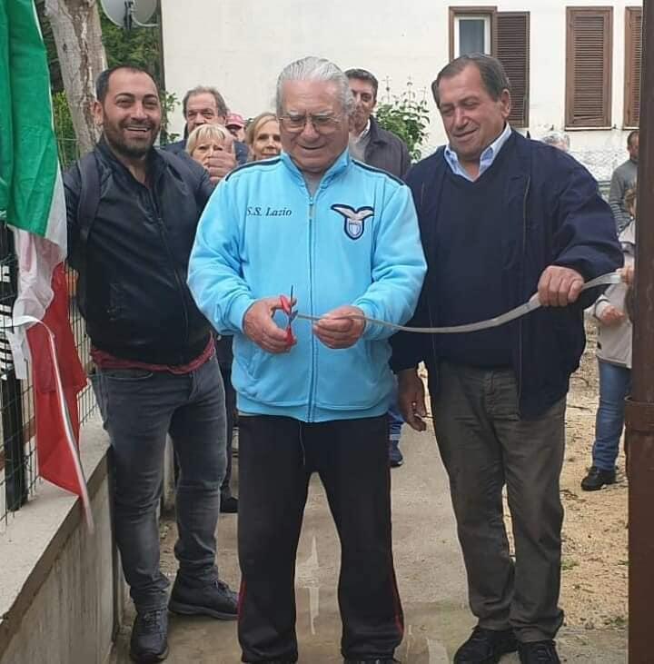 COLLE DI TORA PIANGE DINO PANDOLFI