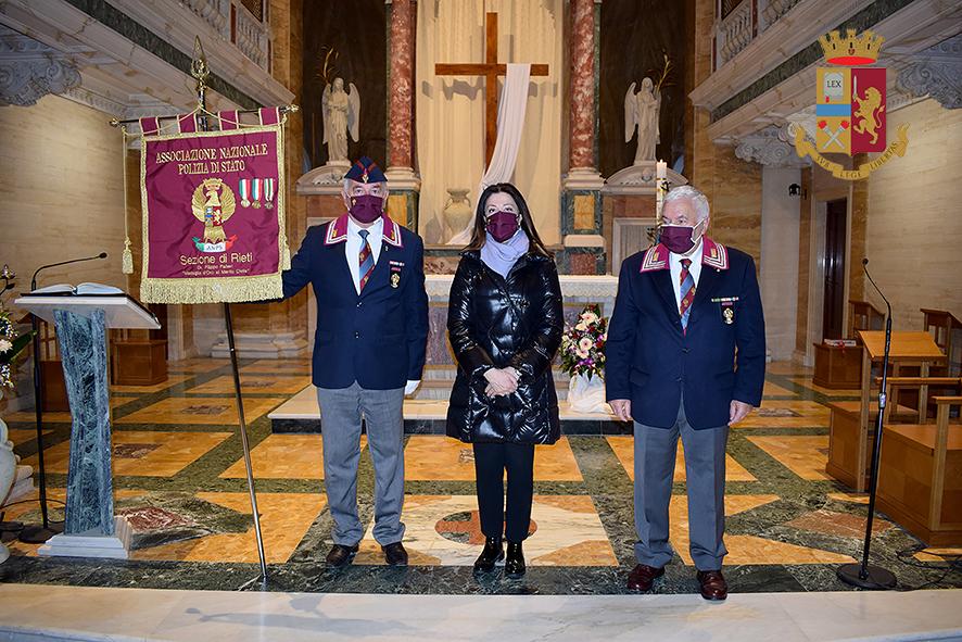 La Polizia di Stato commemora il 76° anniversario dell'estremo sacrificio di Filippo Palieri