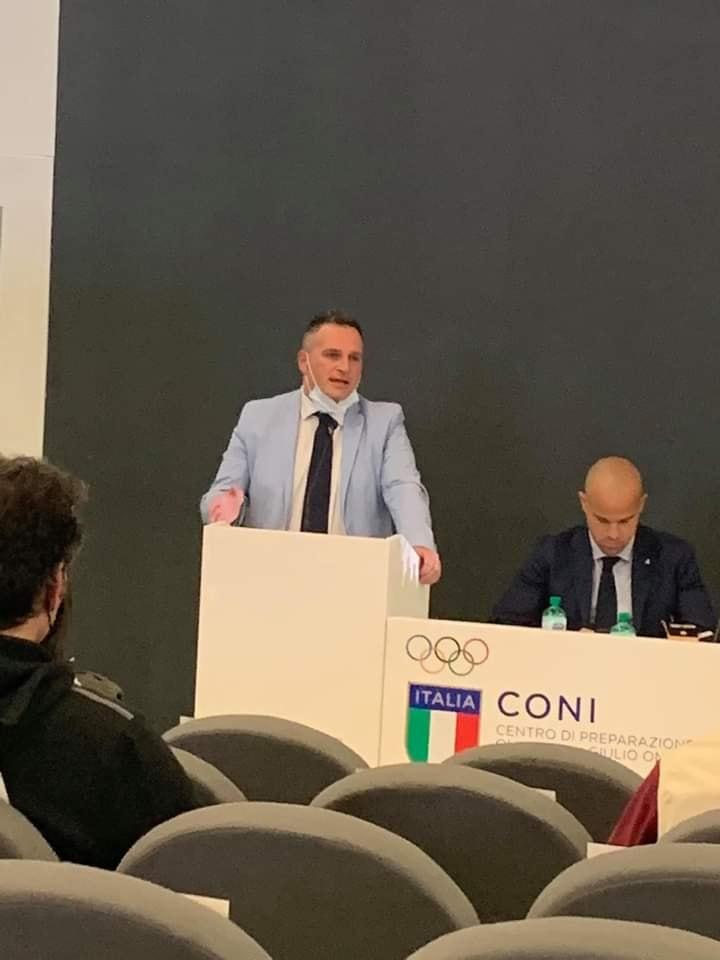 MAURIZIO AMEDEI NUOVO PRESIDENTE DEL COMITATO REGIONALE DELLA FEDERAZIONE ITALIANA RUGBY