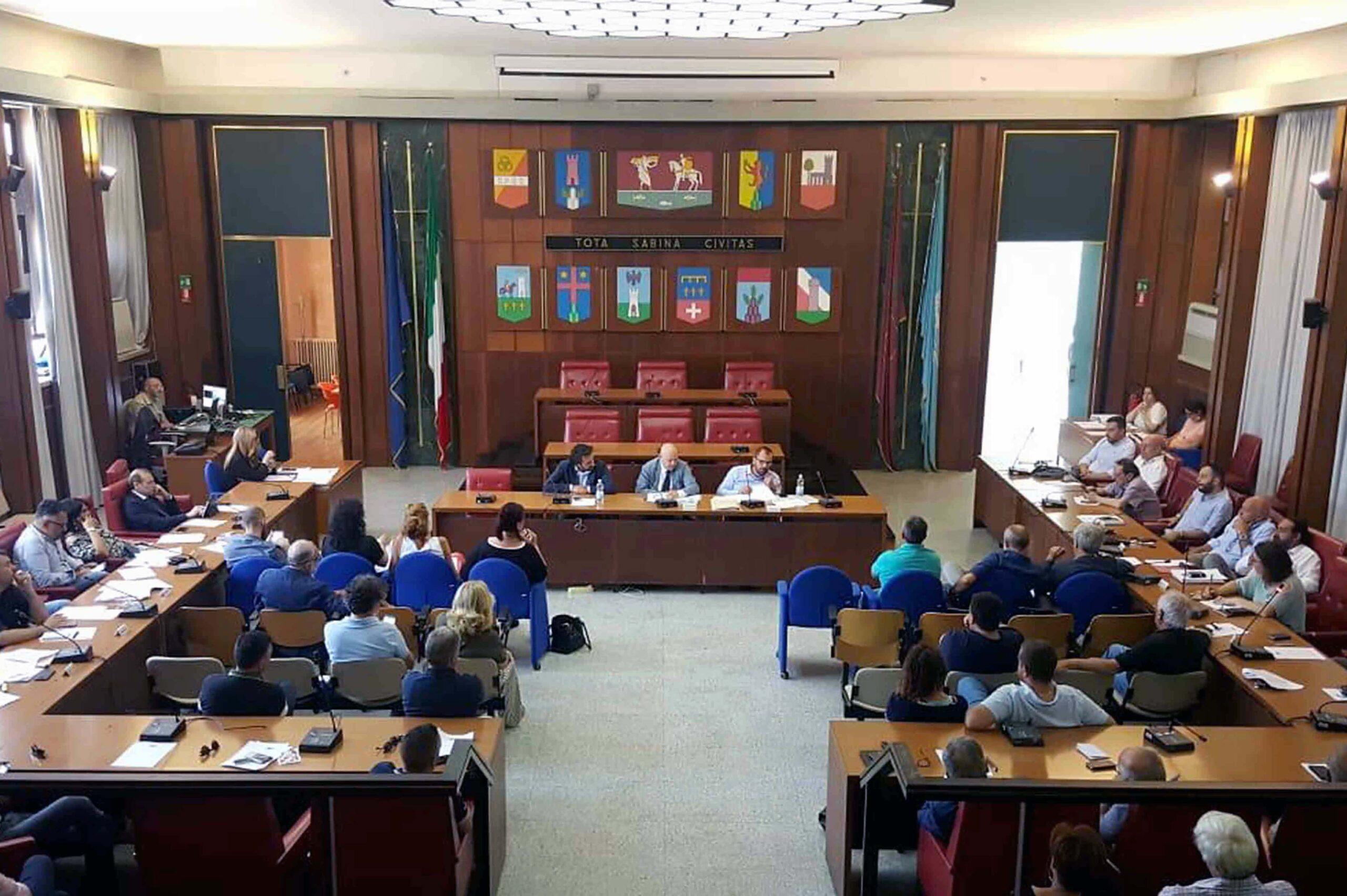 Rieti, approvato il bilancio provinciale 2021: stanziati 4,6 milioni in più rispetto al 2018