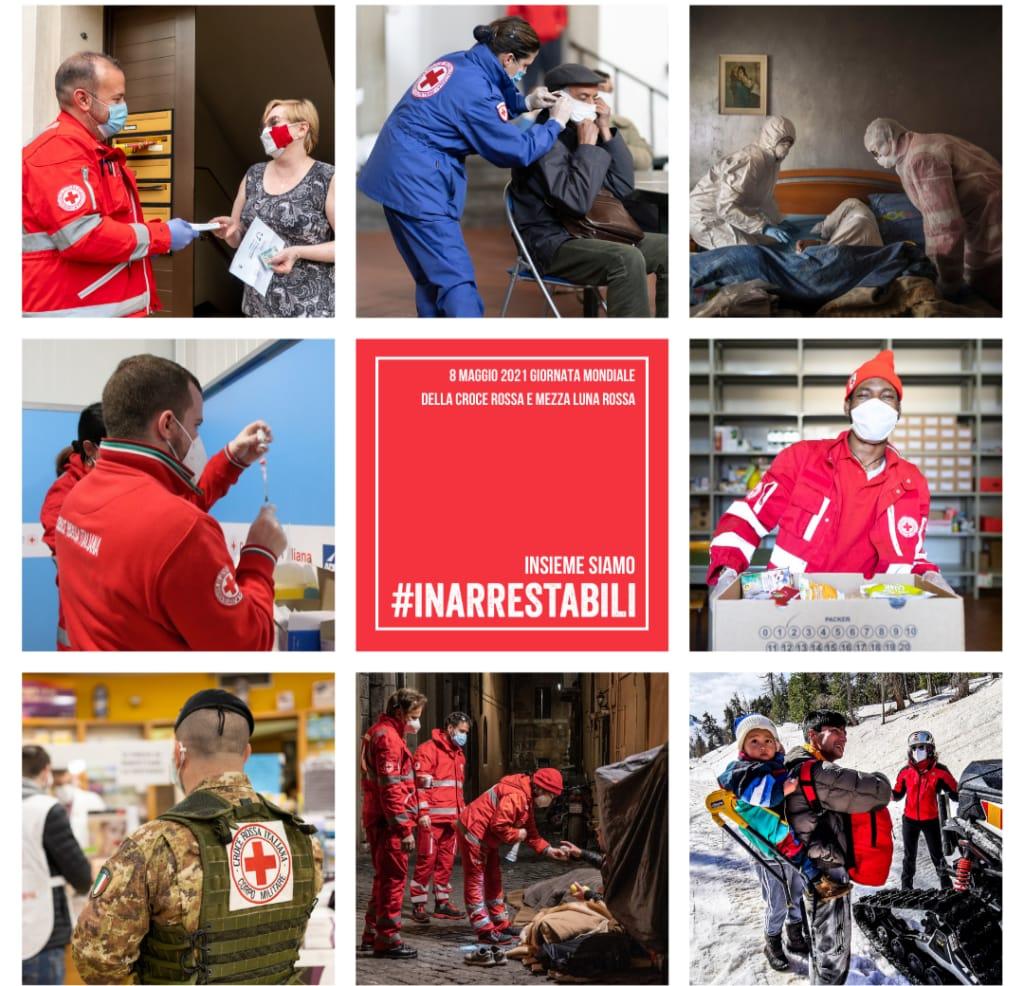 8 maggio, Giornata Mondiale della Croce Rossa: arriva speciale del Comitato di Rieti sulla pagina Fb