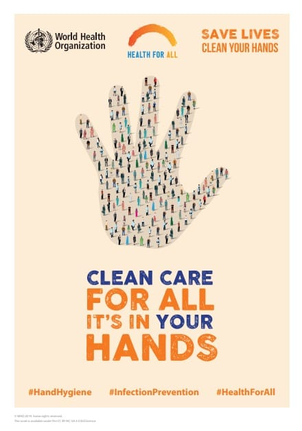 18 giugno, igiene mani: Asl Rieti presenta nuovo Piano di intervento regionale