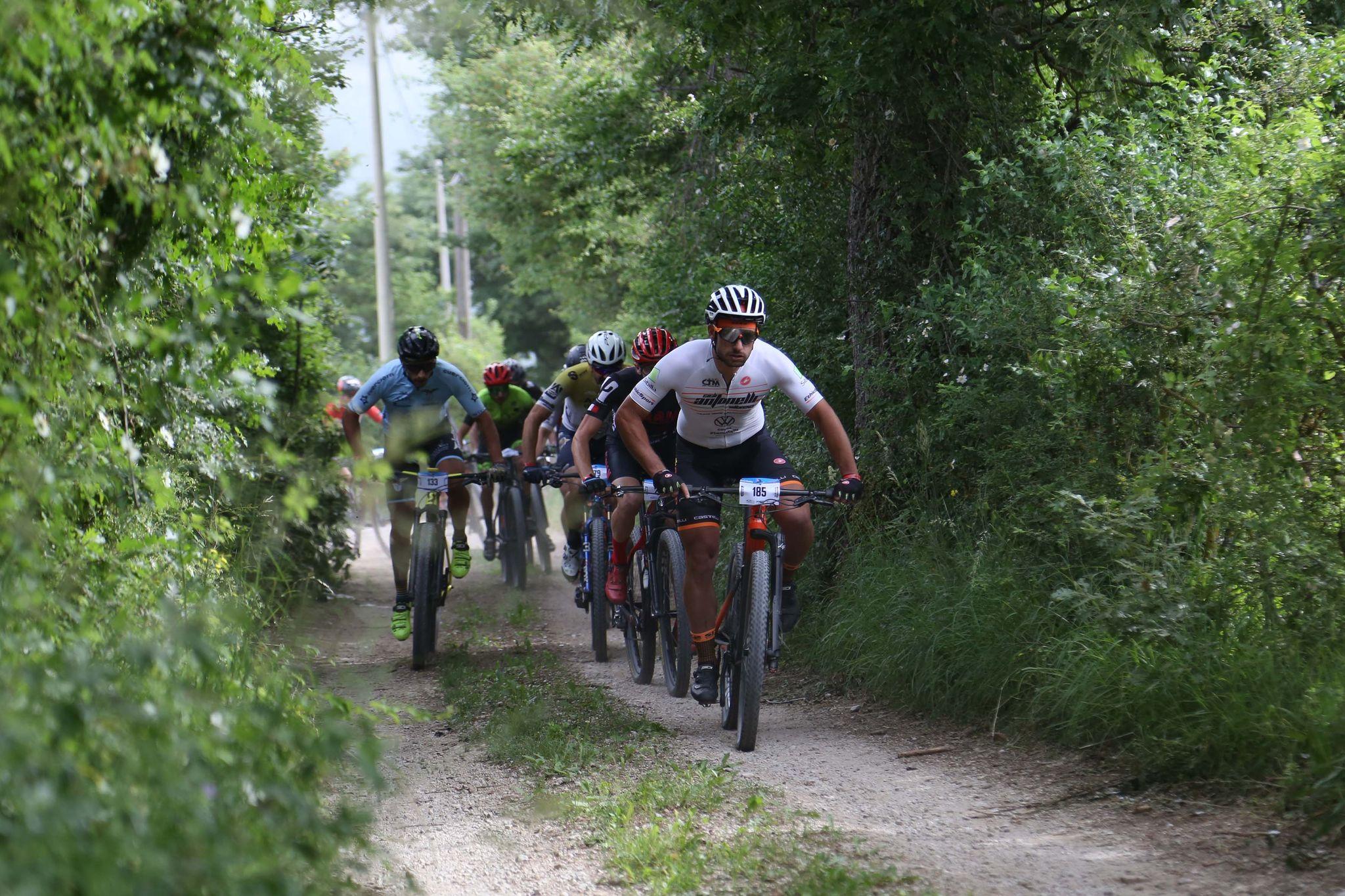 A Leonessa tutto l'entusiasmo della ripartenza della mountain bike con la Terminillo Marathon Off Road