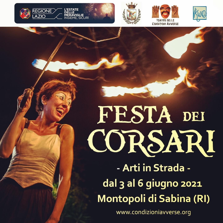 Festa dei Corsari a Montopoli di Sabina e a Bocchignano dal oggi al 6 Giugno