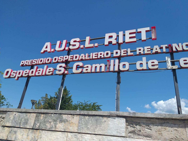 RIETI, COVID: OGGI UN DECESSO ED UN POSITIVO
