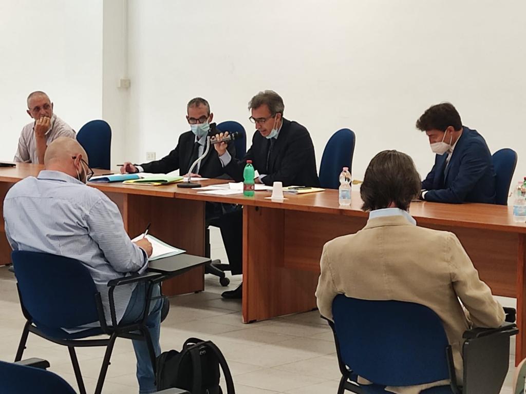 Consorzio Industriale Unico Regionale- il commissario Ientile: il voto unanime dei soci della provincia di Rieti è un segnale di grande maturità