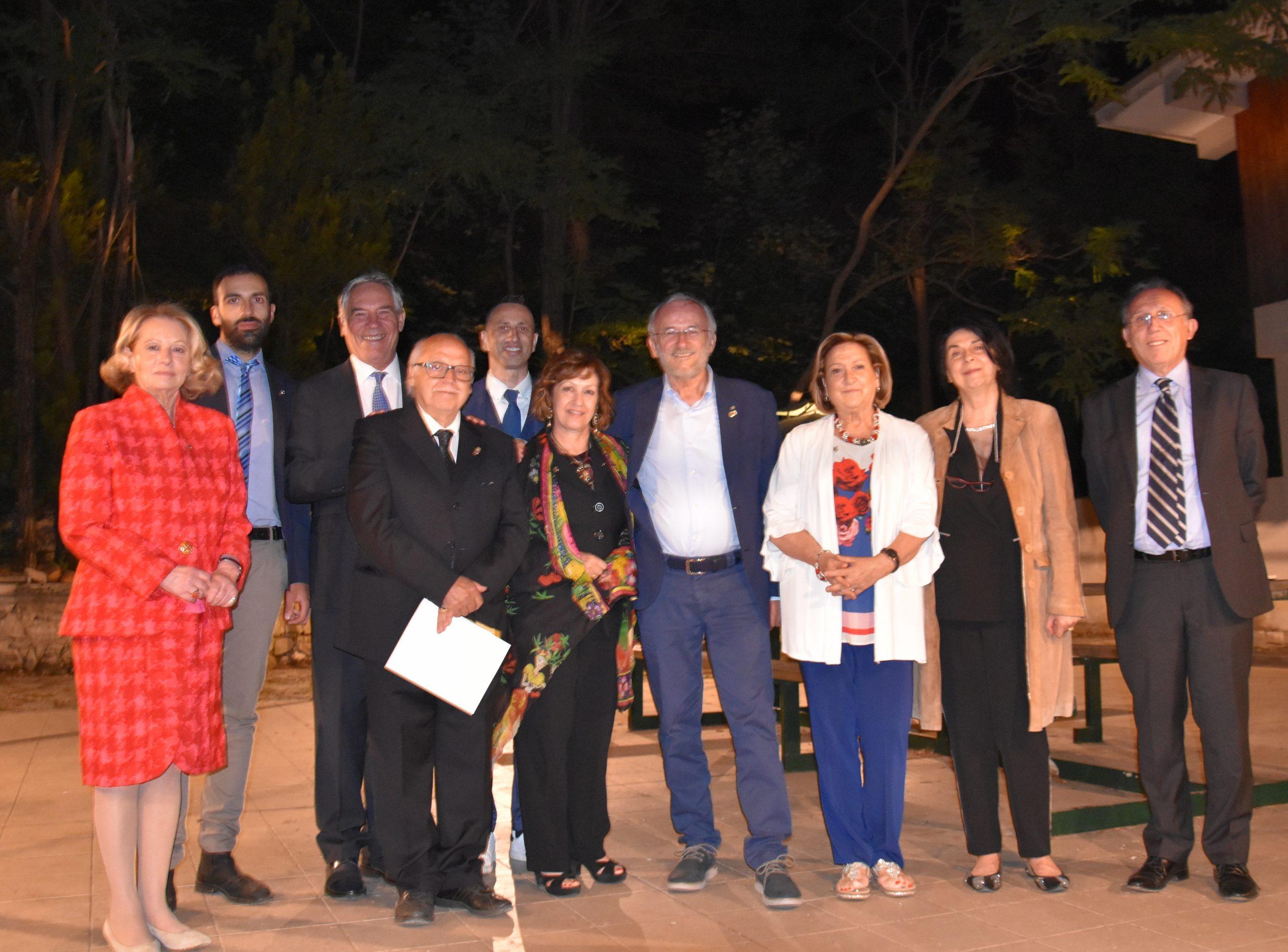ALESSANDRO ACCIAI NUOVO PRESIDENTE DEL LIONS CLUB MICIGLIANO TERMINILLO