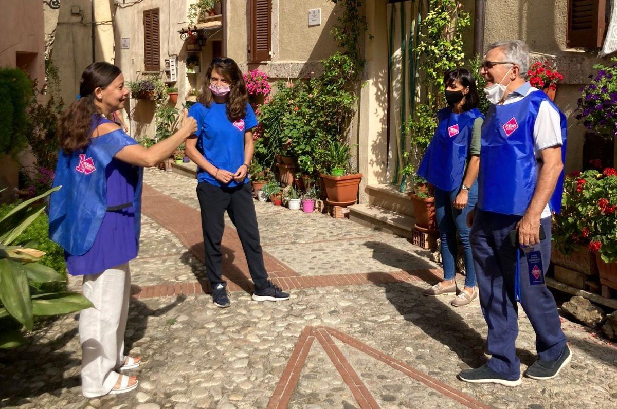 Firmato protocollo d'intesa tra l'Associazione Retake e il Comune di Castelnuovo di Farfa