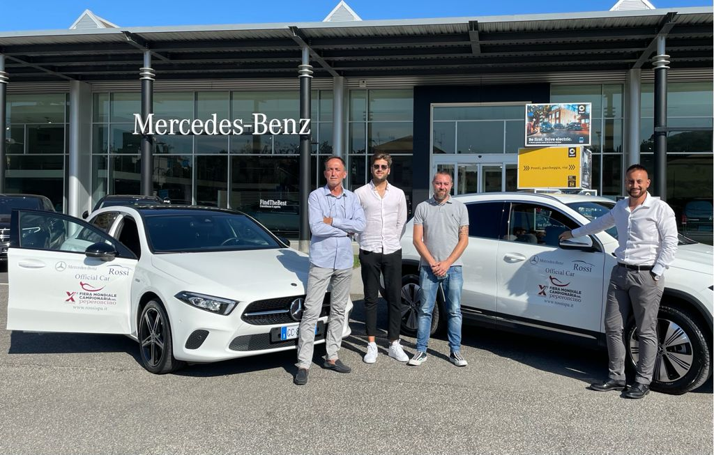 FIERA PEPERONCINO, ROSSI MERCEDES MOBILITY PARTNER
