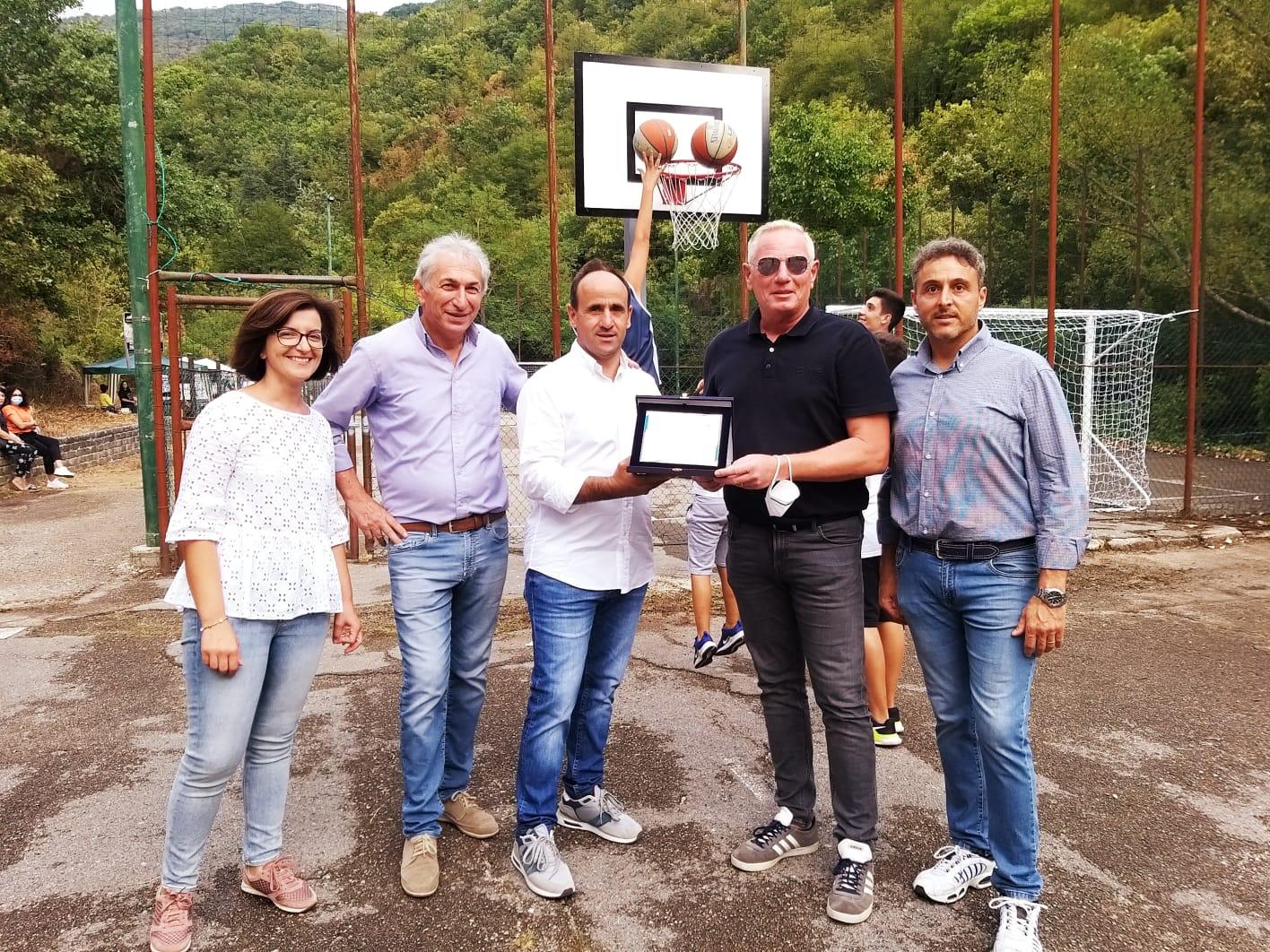 Npc Rieti e SportivaMente, 1° Festa dello Sport di Rivodutri