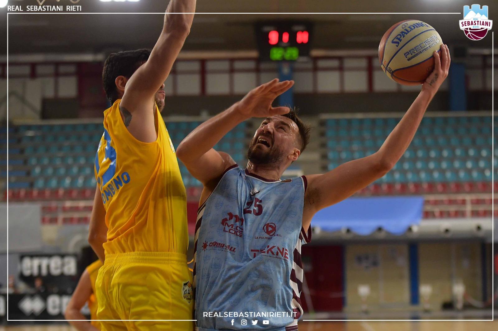 Real Sebastiani sabato contro l'Eurobasket, l'ultimo scrimmage pre-campionato