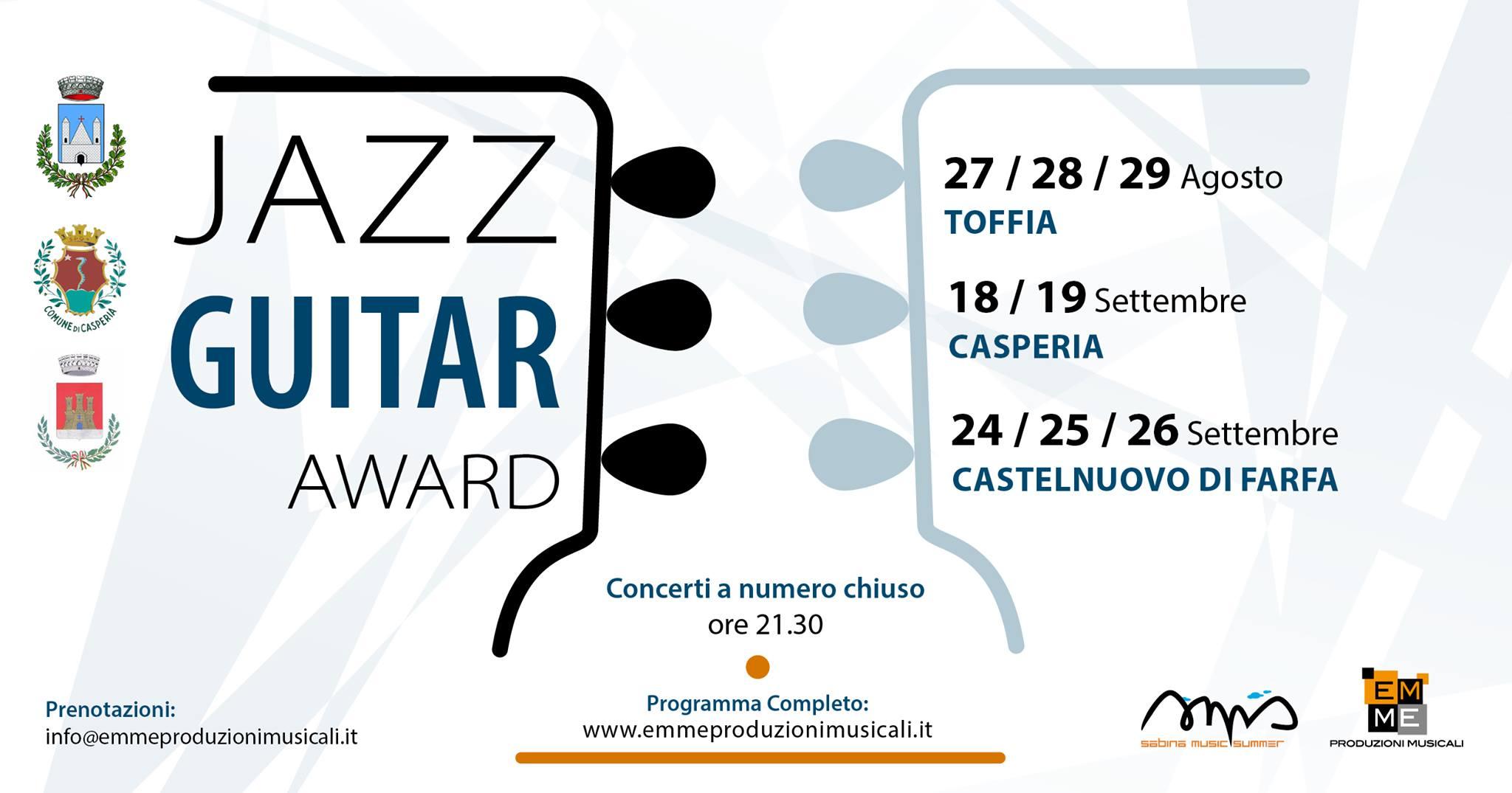 """CASTELNUOVO: WEEK END CON """"SABINA MUSIC SUMMER 2021"""" – SERVIRANNO PRENOTAZIONE E GREEN PASS"""