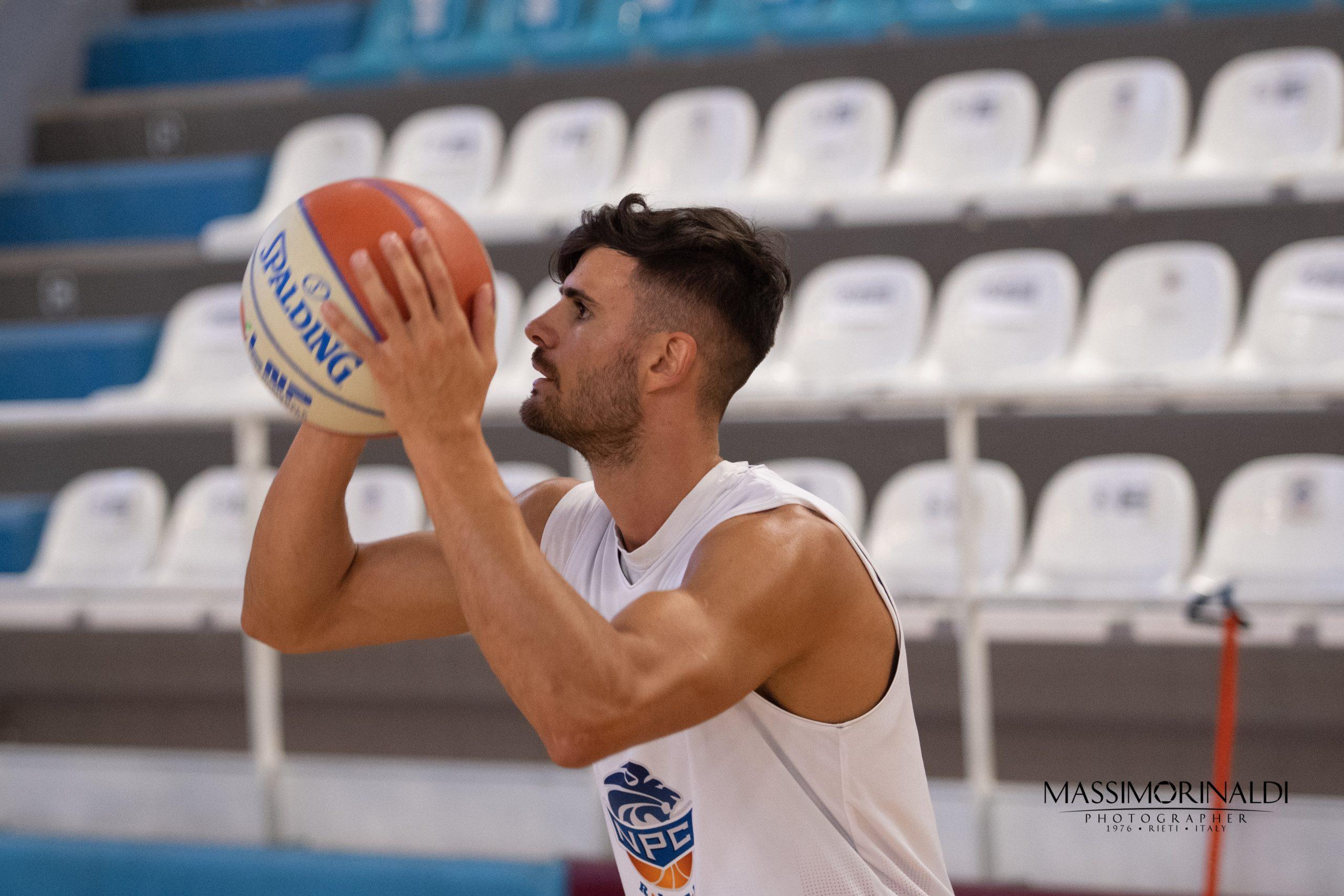 7 settembre scrimmage Kienergia Rieti e San Giobbe Basket Chiusi