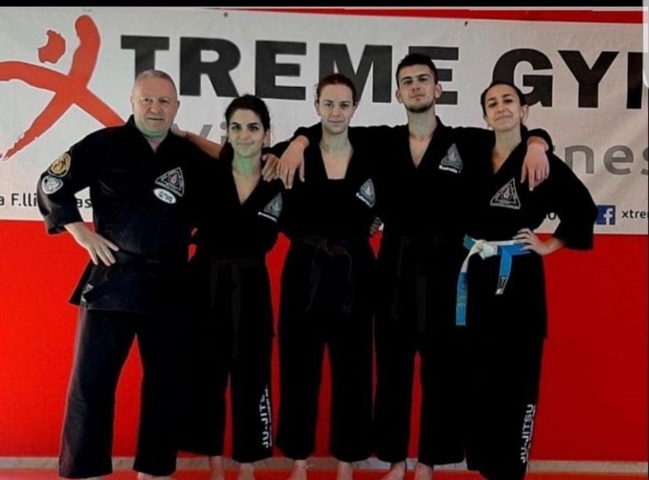 Jujitsu, Valentina Flammini diventa Maestro. Ecco le nuove cinture nere