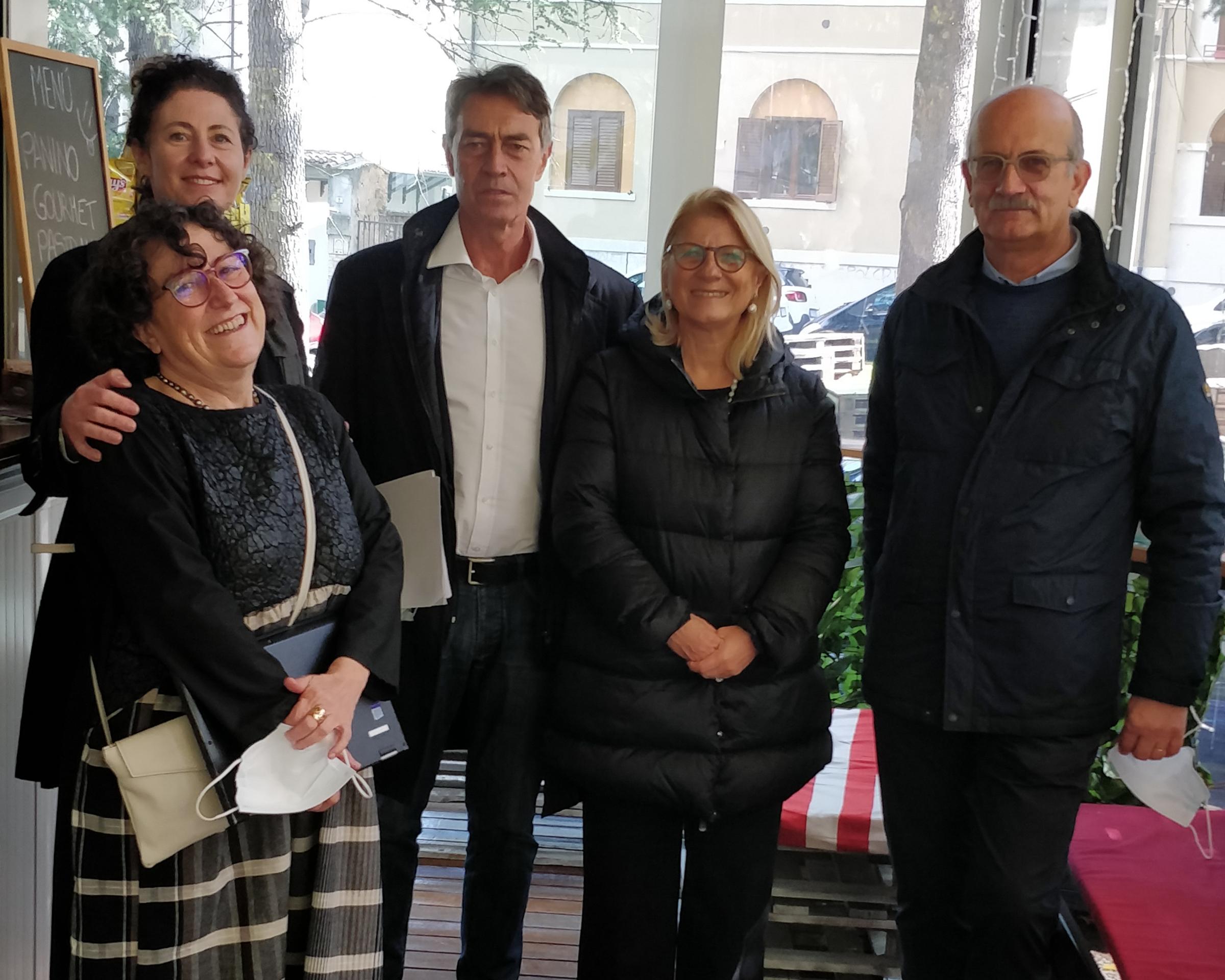 Oggi a L'Aquila avviata collaborazione tra Asl Rieti, Scuola Specializzazione Igiene e Medicina Preventiva e Università Studi dell'Aquila