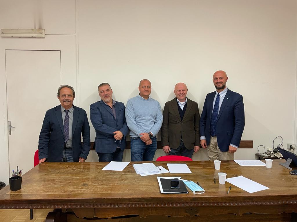 Insediamento nuovo Consiglio Federazione Lazio  Dottori Agronomi e Forestali 2021 – 2025
