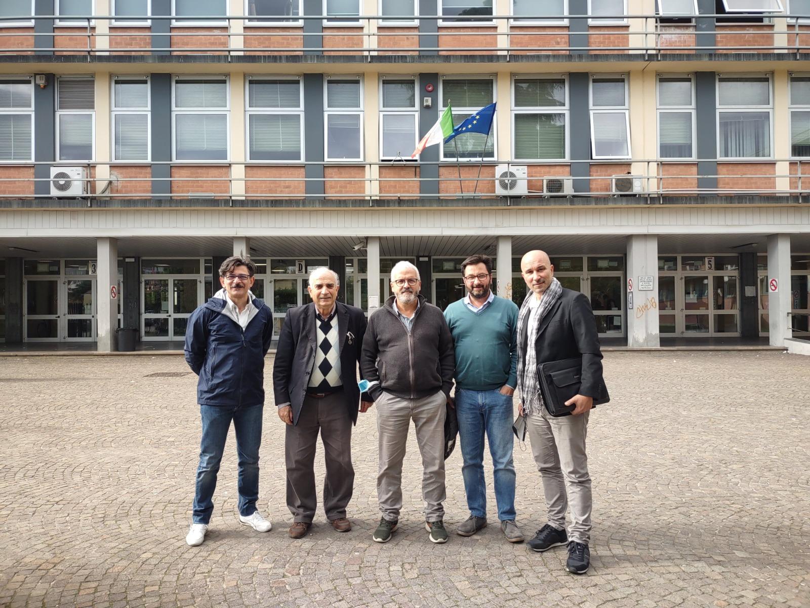 Conoscere per ridurre il rischio sismico: il Rosatelli a Bologna