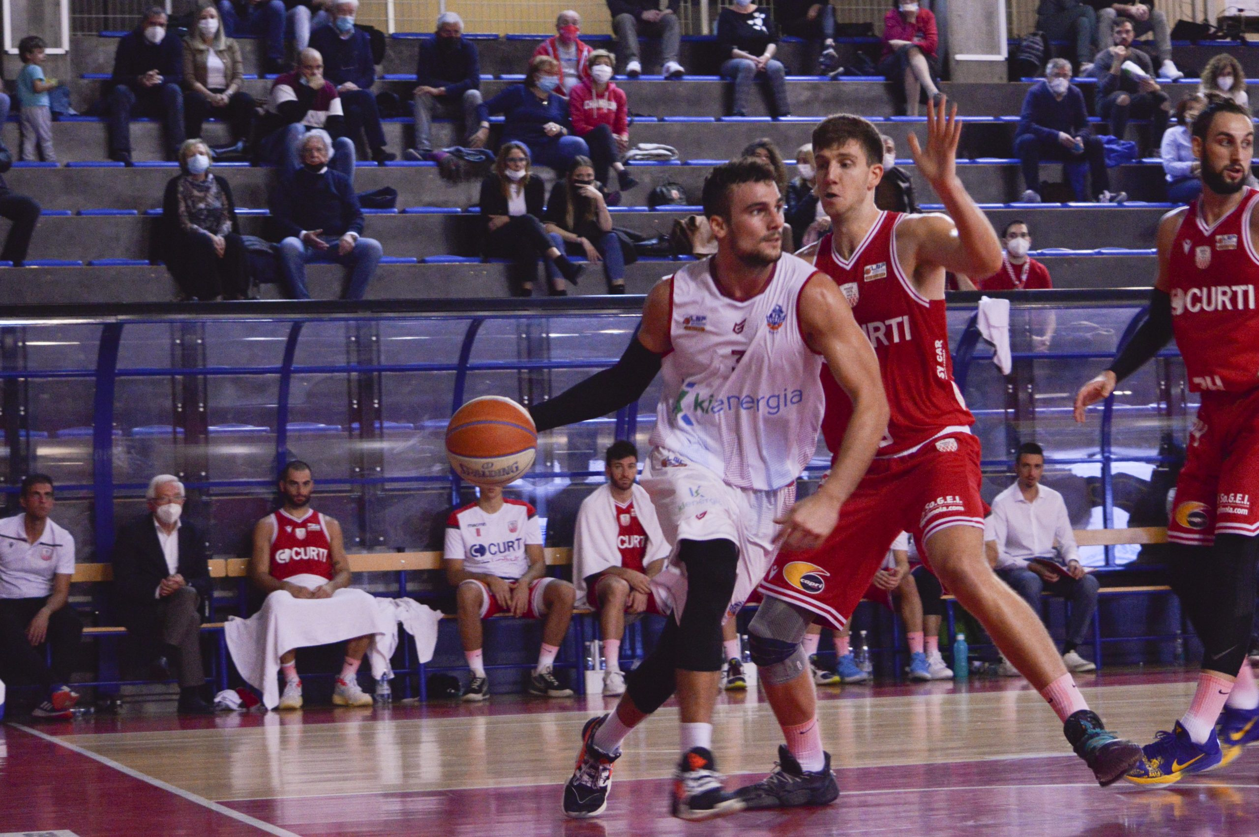La Ncp si arrende all'Andrea Costa 84-75