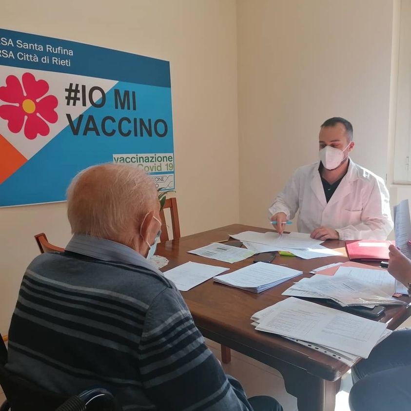 Campagna vaccinale anti-Covid19 Asl Rieti: raggiunte le 188.000 somministrazioni